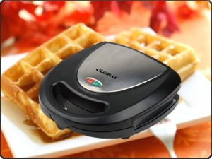 Waffle Maker and Toaster